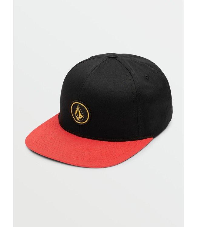 Volcom Mens Quarter Twill Hat