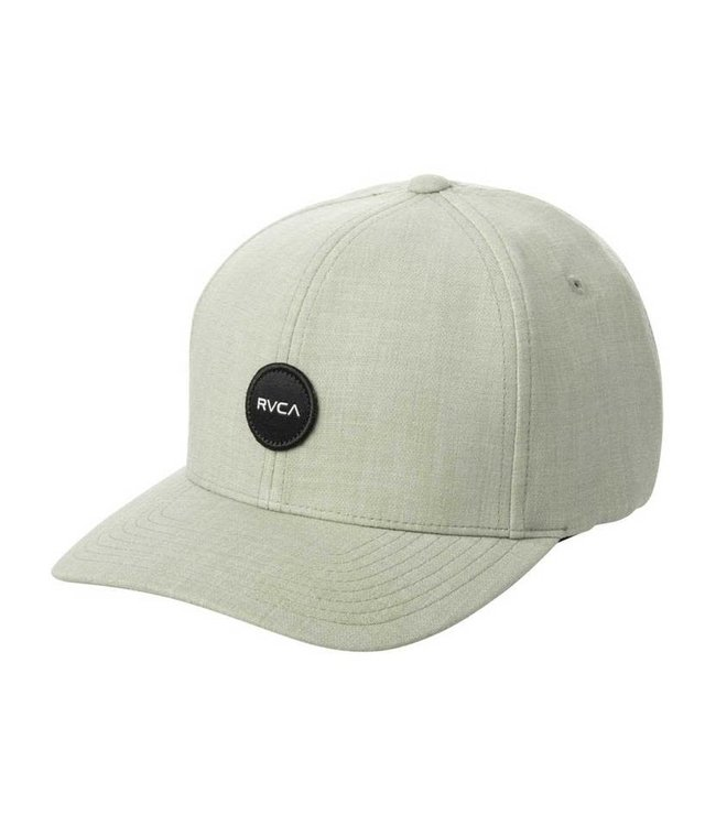 RVCA Mens Shane FlexFit Hat