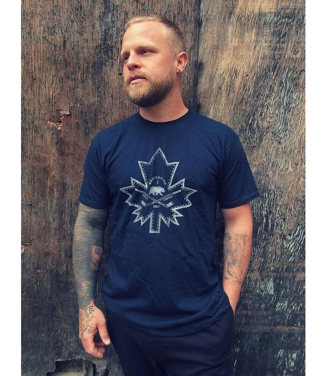 Northbound Maple Leaf T-Shirt