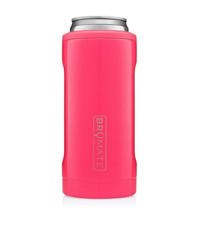 BruMate Hopsulator Slim Neon Pink