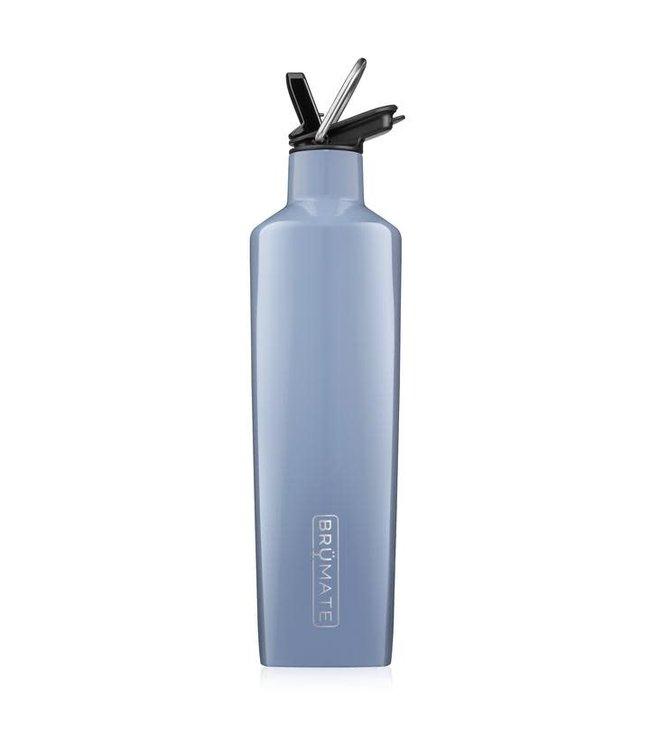 BruMate 25oz ReHydration Bottle Denim