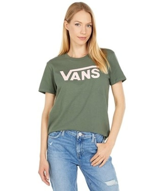 Vans Womens Flying V Crew Tee