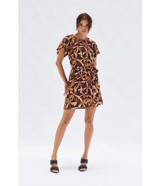 MinkPink Minkpink Ziba Raglan Tee Dress