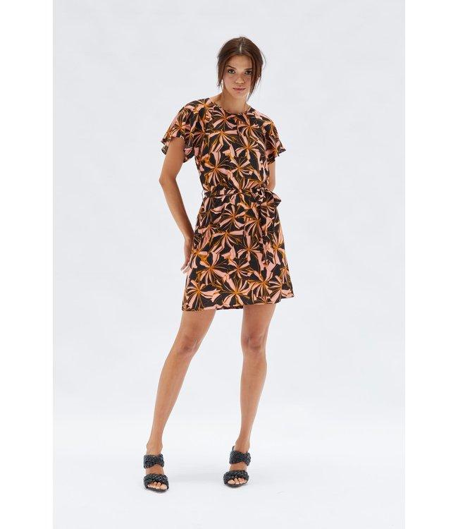 Minkpink Ziba Raglan Tee Dress