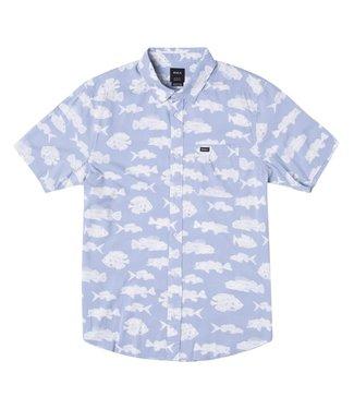 RVCA RVCA Boys Horton Fish Shirt