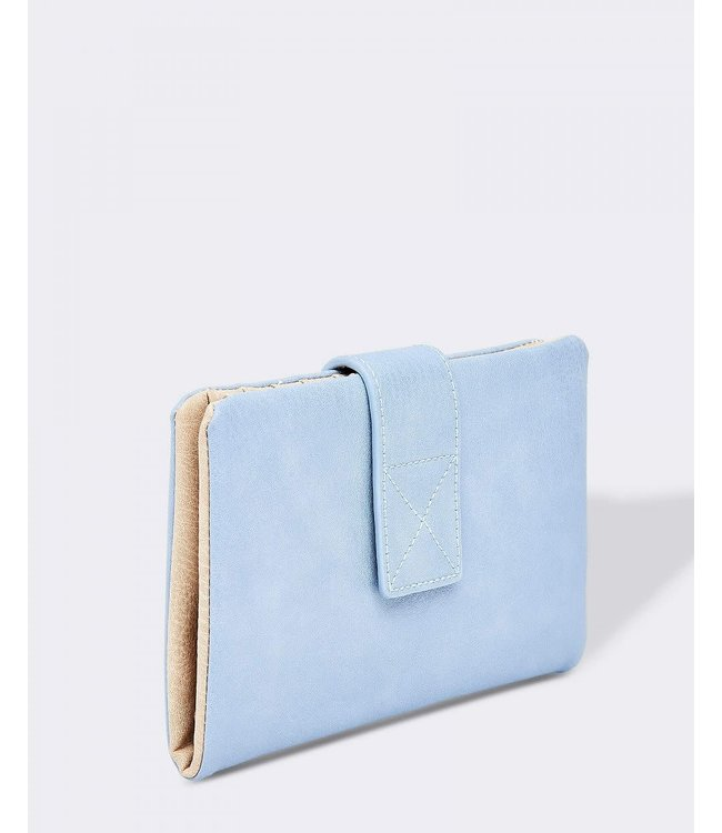 Louenhide Bailey Wallet Chambray