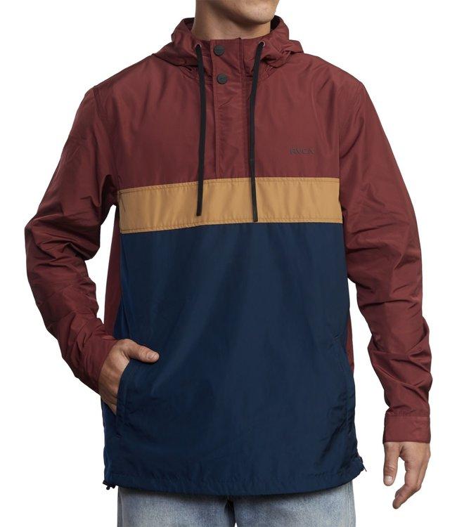 RVCA Mens Meyer Packable Jacket