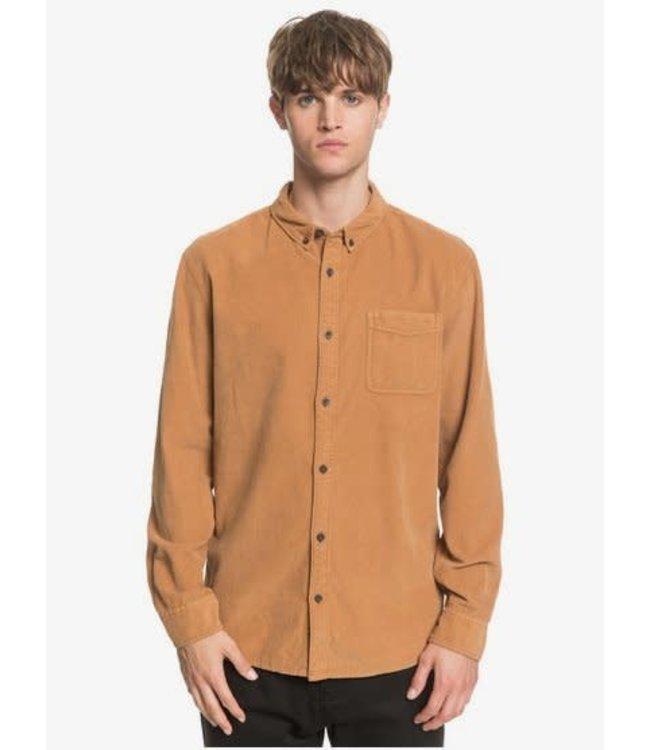 Quiksilver Smoke Trail  Corduroy Shirt