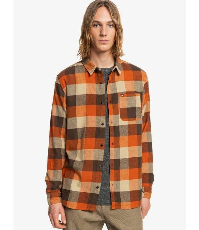 Quiksilver Mens Motherfly Long Sleeve Shirt