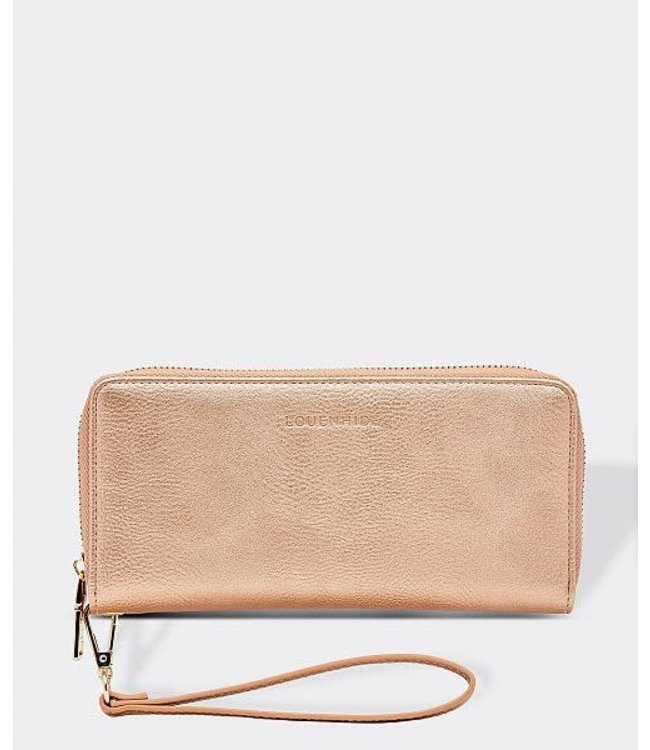 Louenhide Jessica Wallet - Pink Champagne