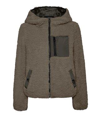 Vero Moda Vero Moda Short Teddy Jacket