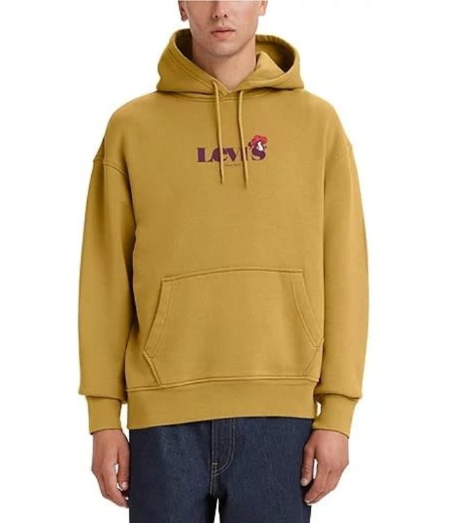 Levi's Mens Relaxed Graphic Hoodie