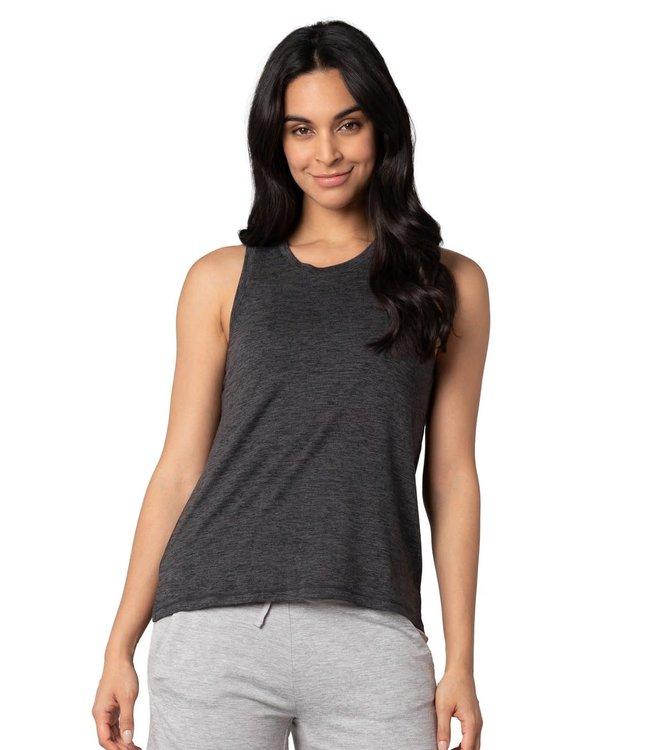 Pure & Simple Ladies Knit Tank Top
