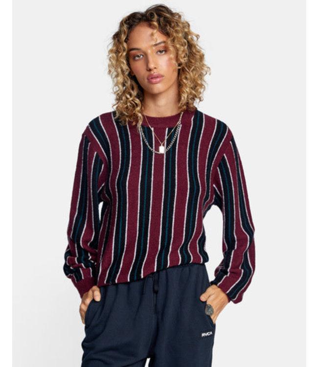 RVCA Womens Never Better Sweater