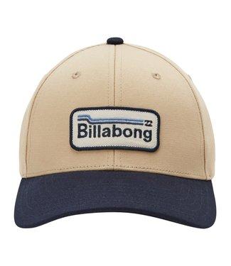 Billabong Billabong Mens Walled Snapback