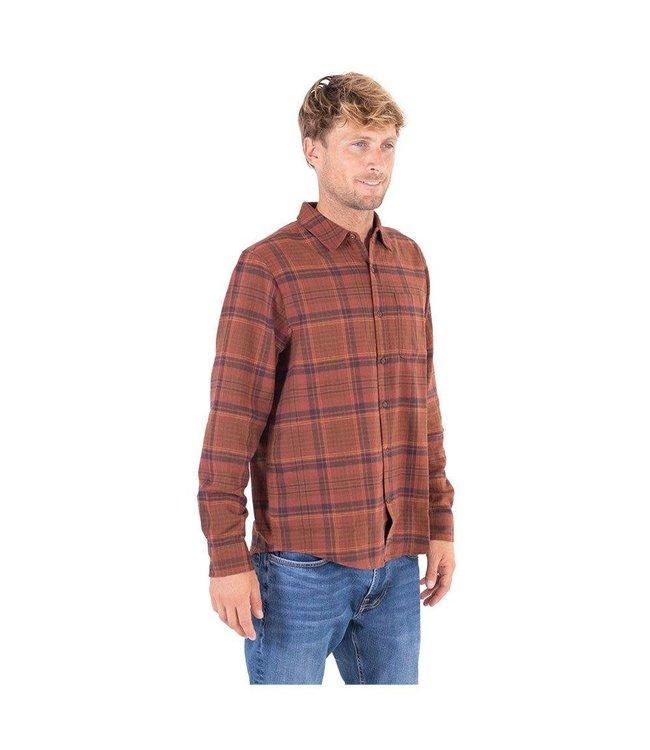 Hurley Men's Portland Flannel Shirt