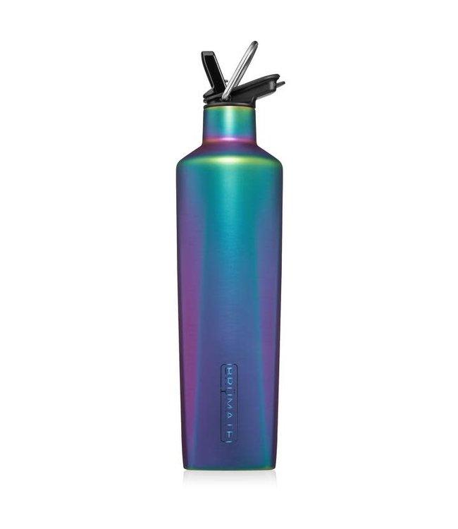 BruMate 25oz ReHydration Bottle Dark Aura
