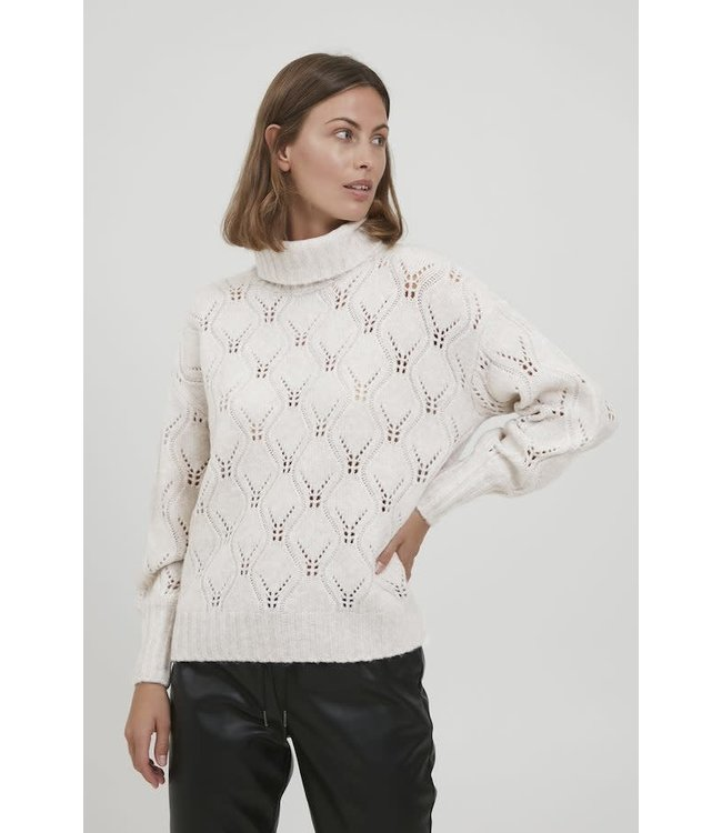 Fransa Women's Cefield 1 Pullover
