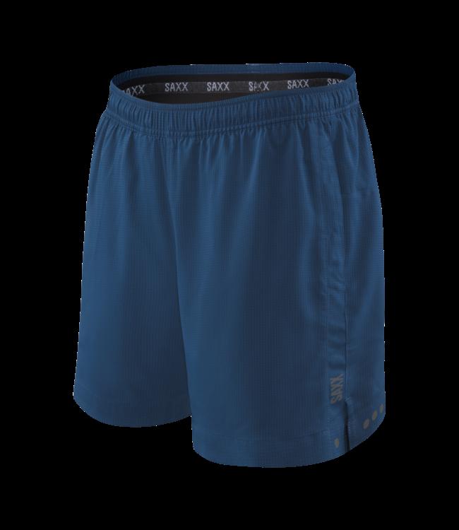 Saxx Kinetic 2N1 Sport Short - Velvet Blue