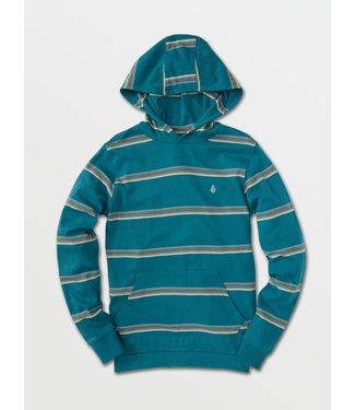 Volcom Volcom Kids Masone Hooded Long Sleeved Shirt