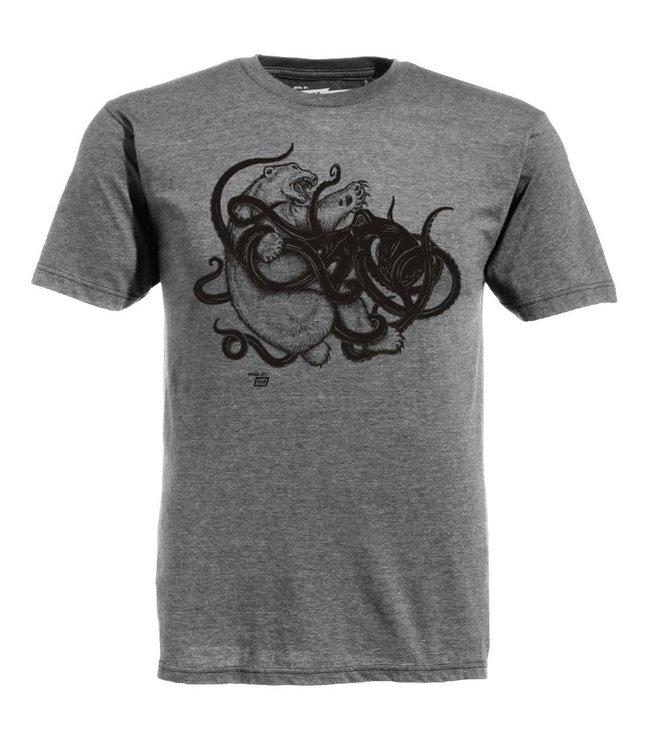 Ames Bros Polar Vs Octopus T-Shirt