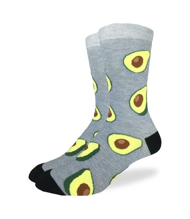 Good Luck Socks Men's Avocados Socks - Size 7-12