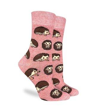 Good Luck Socks Women's Hedgehogs Socks Size 5-9