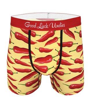 Good Luck Undies Men's Hot Peppers