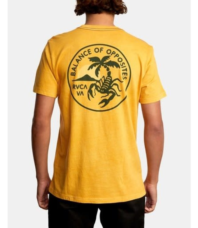 RVCA Youth Stinger Tee