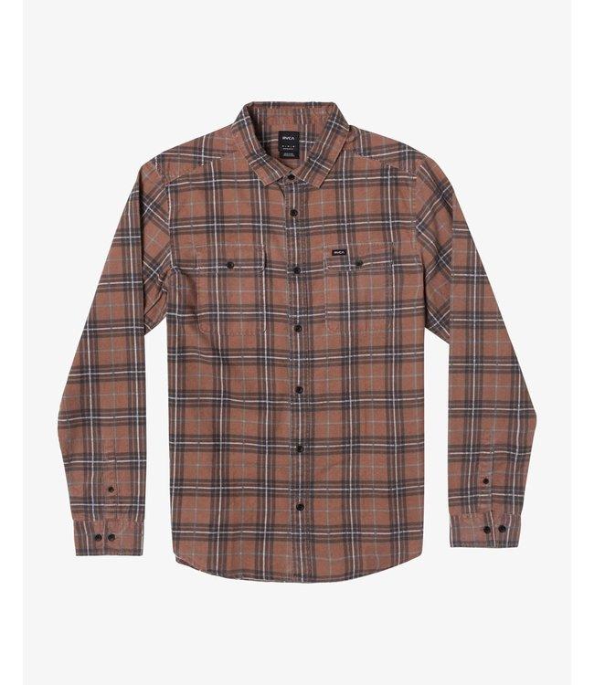 RVCA Men's Panhandle Flannel
