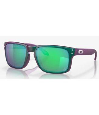 Oakley Oakley Holbrook TLD Matte Purple Green w/ Prizm Jade