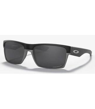 Oakley Oakley Twoface Matte Black w/Prizm Black Polarized