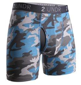 "2 Undr 2Undr 6"" Boxer Brief Swing Shift"