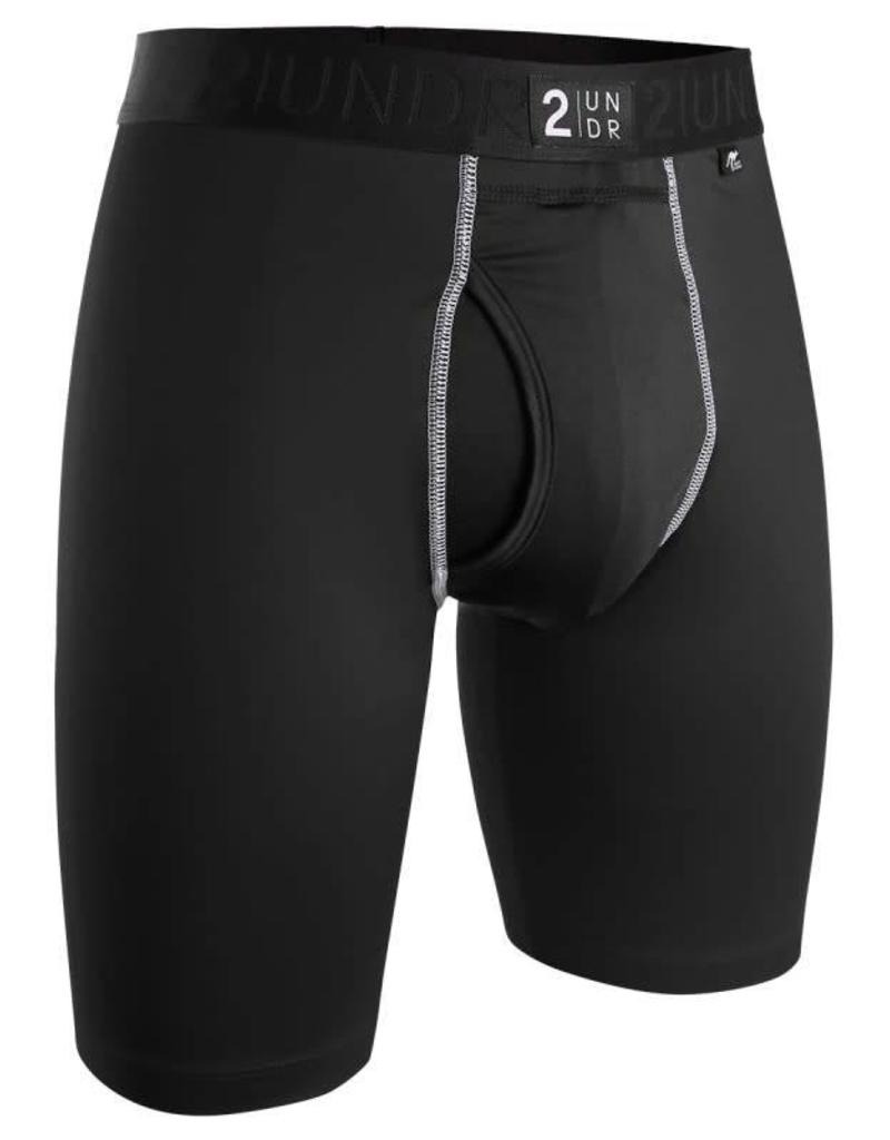"2Undr 9"" Boxer Brief Swing Shift"
