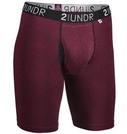 "2 Undr 2Undr 9"" Boxer Brief Swing Shift"