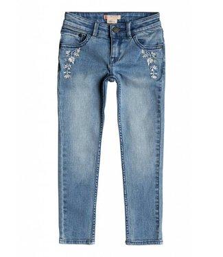 ROXY Roxy Kids Blow Me Away Jean Vintage Wash