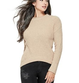 Guess Guess Womens Monica Sparkle Sweater (Sale)