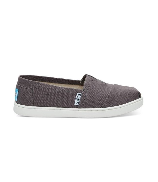 Toms Youth Classic Ash Canvas