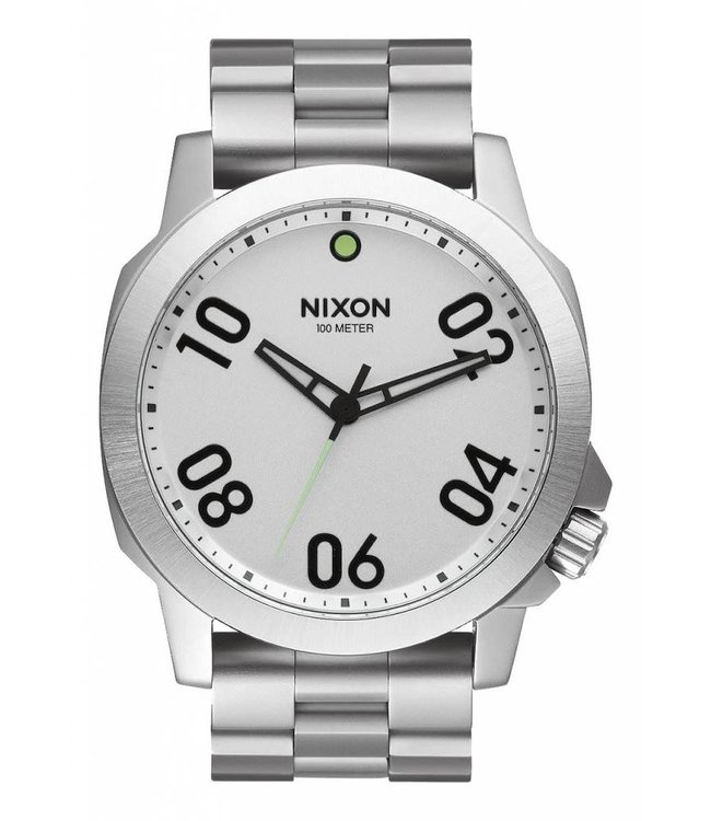 Nixon Ranger 45 Silver