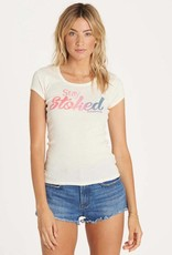 Billabong Billabong Womens Stoked Tee