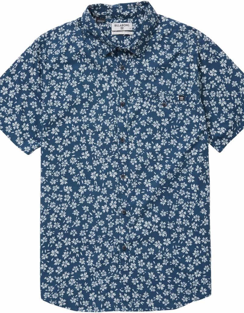 Billabong Billabong Mens Sunday's Mini Shirt