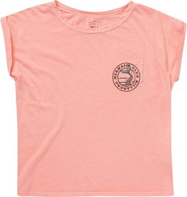 Billabong Billabong Kids Girls Mermaid Club Tee