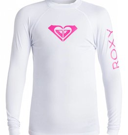 ROXY Roxy Youth Whole Hearted Rash Guard