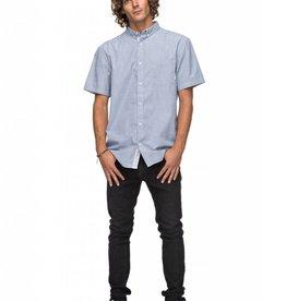 Quiksilver Quiksilver Mens Valley Groove SS Shirt