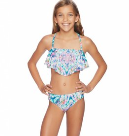 Reef Reef Youth Abalone Bandeau Set