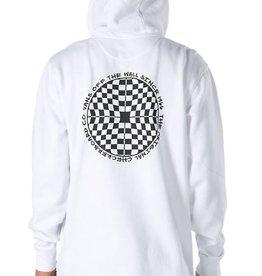 Vans Vans Mens Checkered 1/4 zip Hoody