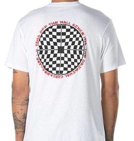 Vans Vans Mens Checkered Tee