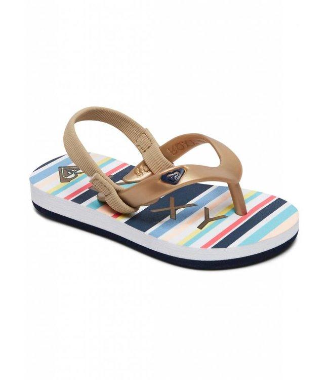 Roxy Kids Tahiti Backstrap Sandal