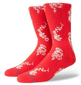 Instance Instance Mens Rossa Sock