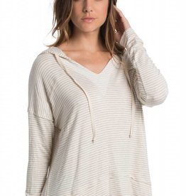Elan Elan Womens Hooded Top